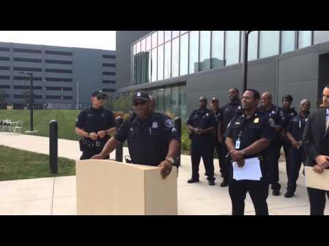 Detroit Police Take-home Vehicle Program