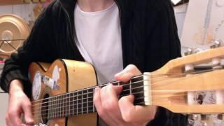 Home (Aurora) – Guitar lesson