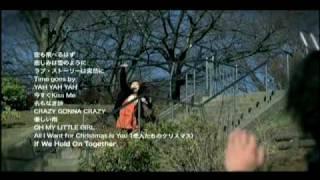 広瀬香美 1月20日発売 カバーアルバムDRAMA SongsのTV SPOT。全くの撮り...