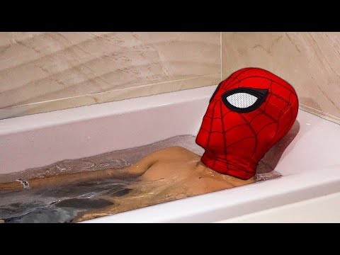 Download SPIDER-MAN's Morning Routine In Real Life | 1 Hour FLAHO Compilation | The Spider-Man Show