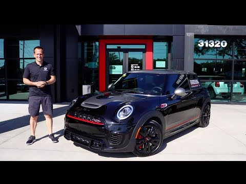 Is the 2019 Mini JCW Knights Edition the HOT HATCH legend to BUY?