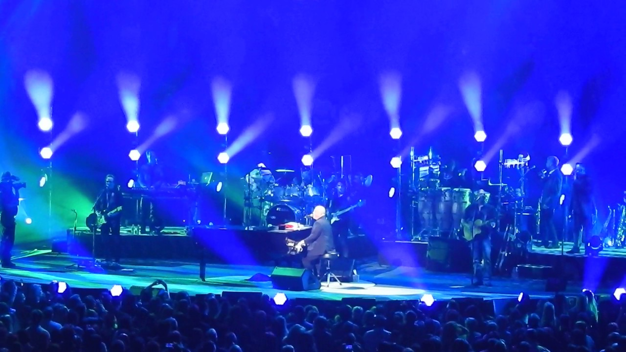Rudolph The Red Nosed Reindeer River Of Dreams 39 Coda Billy Joel At Madison Square Garden 12 17