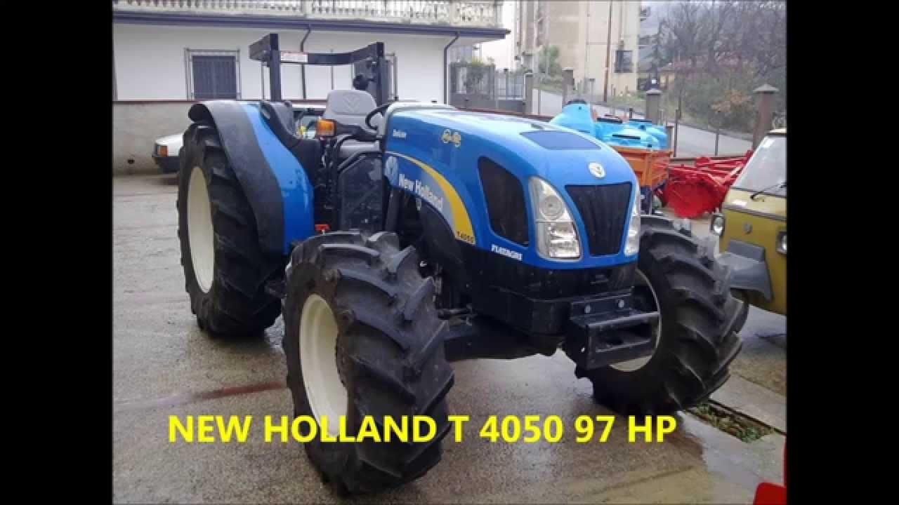 Trattore New Holland T 97 Hp Seminuovo