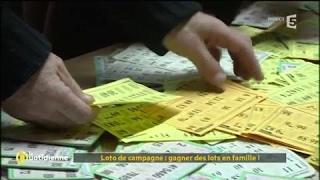 Loto de campagne : gagner des lots en famille ! - La Quotidienne