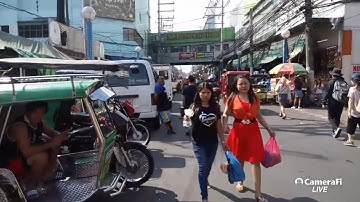Philippines LIVE - Manila Roxas Blvd EDSA Pasay City Walkabout Live Stream Philippines