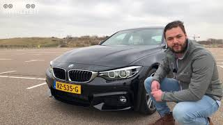 BMW 420i Gran Coupe F36 2018 - Review (NL)