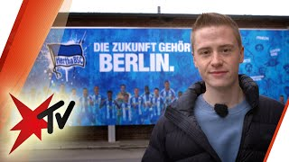 Undercover bei Klinsis Hertha-Bundesliga-Debut – Wie Marvin Stars prankt | stern TV