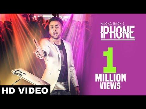 New Punjabi Songs 2017 | Iphone ( Full Song) | Angad Singh | Mad Mix | Latest Punjabi Songs 2017