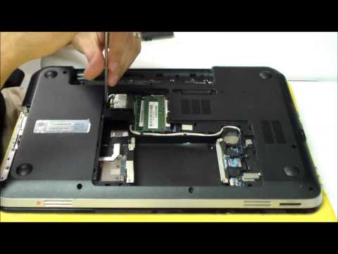 How To Repair A Loose Power Connection On Hp Dv6 Laptop