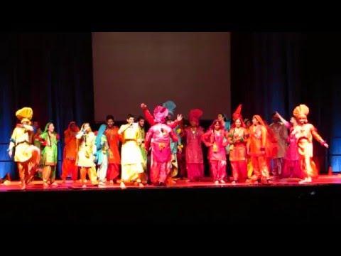 Cornell Bhangra 2016