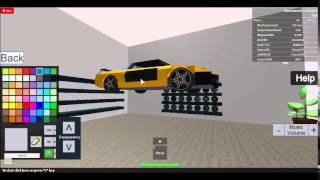 Come fare RX-7 di Han su Roblox Street Racing Unleashed.
