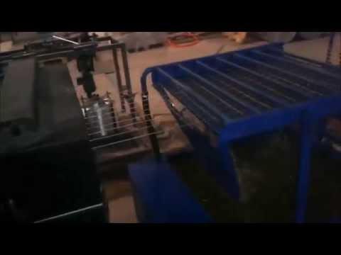 Производство композитной кладочной сетки
