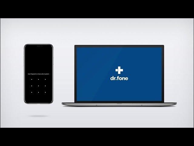 Como Desbloquear o iPad com Dr.Fone Quando Você Esqueceu a Senha!