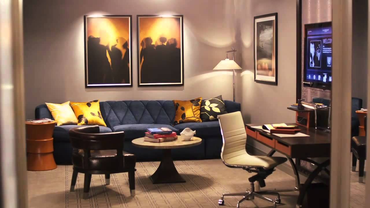 terrace one bedroom - the cosmopolitan of las vegas- youtube.mp4