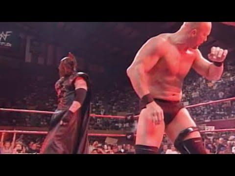 Kane plays a decoy Undertaker: Raw, Aug. 17, 1998