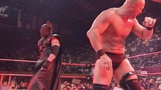 Kane Plays A Decoy Undertaker Raw Aug 17 1998