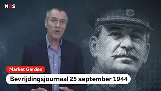 Rode Leger rukt op naar Berlijn, wat gaat Stalin doen?   Market Garden Journaal   25 september 1944