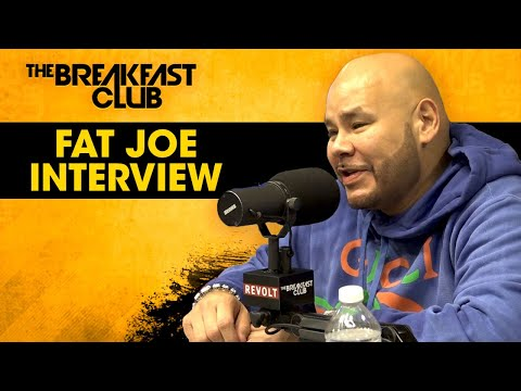 Fat Joe Talks New Music, Squashing 50 Cent & Ja Rule Beef, Bullying, Good Behavior + More