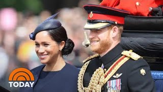 Prince Harry And Meghan Markle May Be Barred From Using Sussex Royal Brand | TODAY