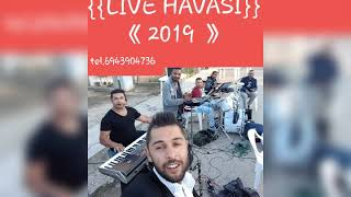 {{ ILHAN CAN }} 2019 《LIVE HAVASI》