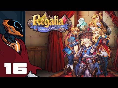 Let's Play Regalia: Of Men And Monarchs - PC Gameplay Part 16 - Risky Business