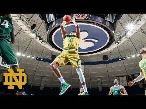 Bonzie Colson Dazzles for Notre Dame in Win Over Chicago State