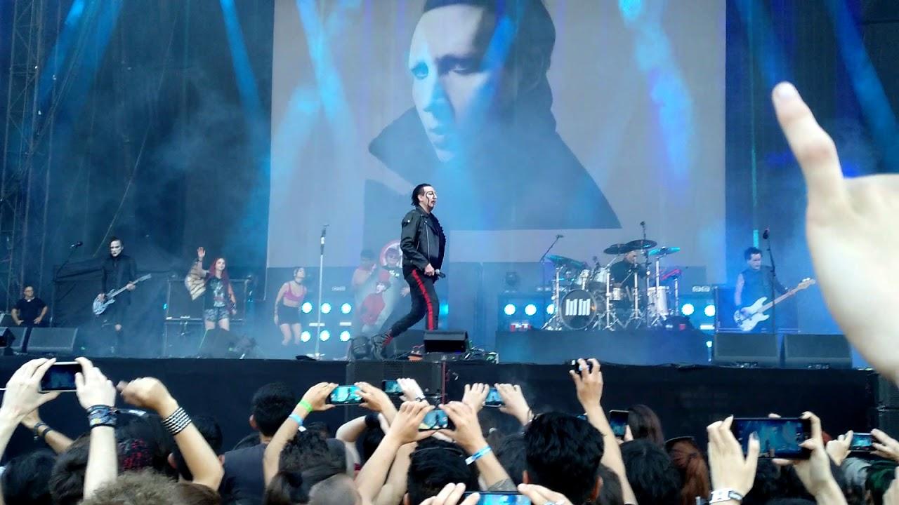 Download Marilyn Manson - KILL4ME (Live @Download Festival Madrid 2018)