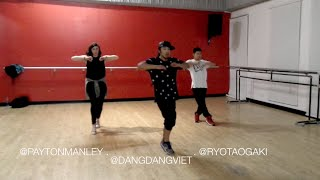 Ariana Grande ft.  The Weekend | Love Me Harder | Choreography by Viet Dang