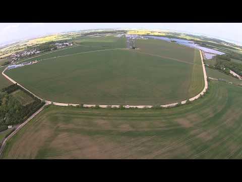 Podington airfield.