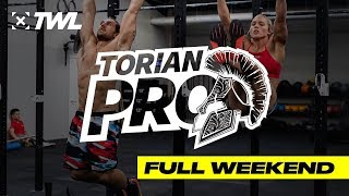 Gambar cover TWL x Torian Pro 2019 - Full Weekend