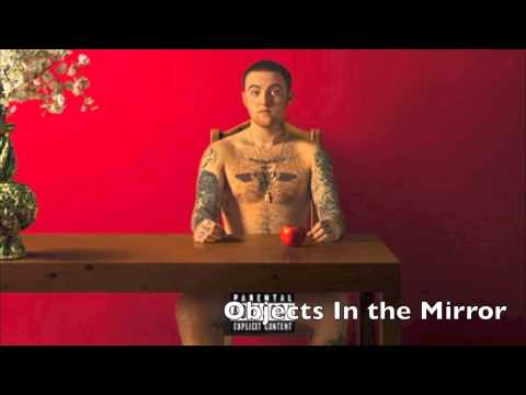 Mac Miller- Objects in the Mirror (Watching Movies with the Sound Off)