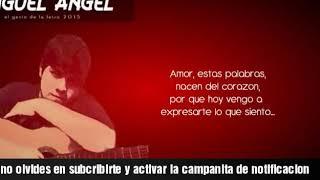 Tu mi destino :miguel angel :el genio》 instrumental