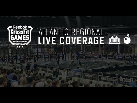 CrossFit Games 2015 Атлантика - День 1