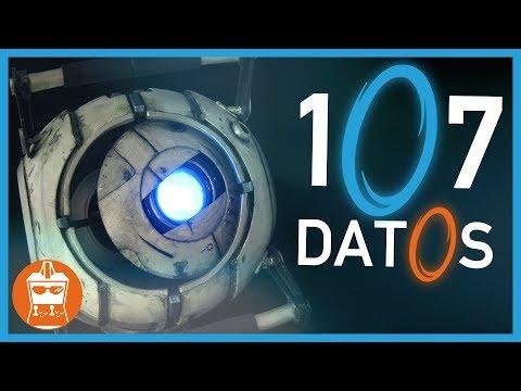 107 Datos que DEBES saber de Portal   AtomiK.O. #79