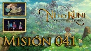 [G4G] Ni no Kuni: Misión secundaria - Mision 041 (Un escondite perfecto)