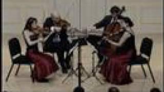 Dvorak String Quartet in E Flat Major, Op. 51, Enso Quartet, Library of Congress