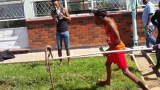 Midlands State University UBAs killing a huge cobra - crazy moments