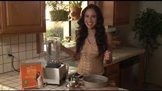 Kim Snyder Raw Key Lime Pie Healthy Recipe