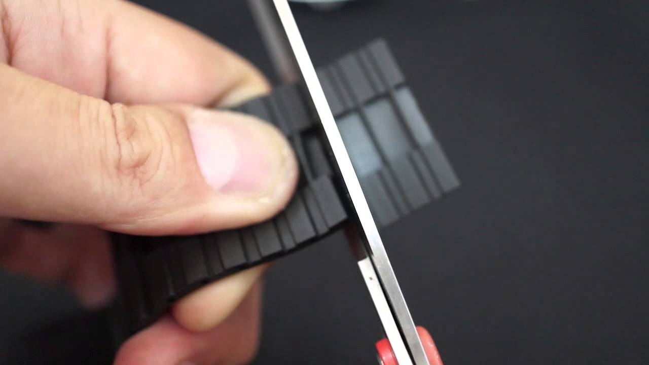 Kisai Seven Watch Strap Adjustment Guide Youtube
