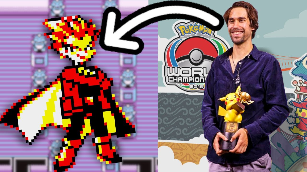 Pokemon but the actual World Champ tries to stop me