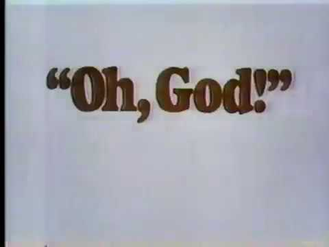 Oh God 1977 Tv Spot Youtube