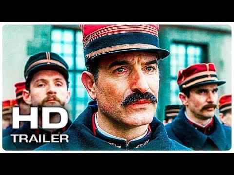 ОФИЦЕР И ШПИОН Русский Трейлер #1 (2020) Луи Гаррель, Жан Дюжарден Thriller Movie HD