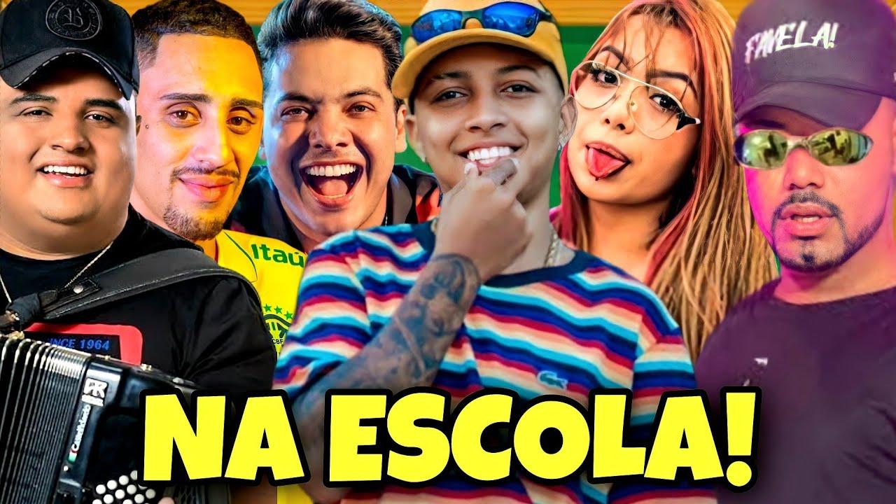 MC ZAQUIN, MC BRANQUINHA, HYTALO SANTOS, MC IGÃO, TARCÍSIO DO ACORDEON E WESLEY SAFADÃO NA ESCOLA!