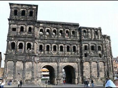 Porta Nigra - Trier , Germany