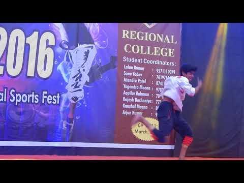 Mar jau ya jee lu zara song video | Regional College RCERT Jaipur |