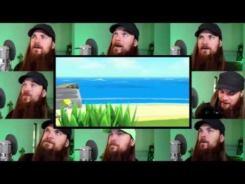 Zelda: Wind Waker - Outset Island Acapella