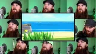Repeat youtube video Zelda: Wind Waker - Outset Island Acapella