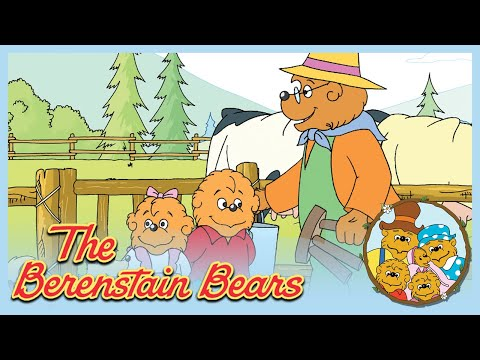 Berenstain Bears: Family Get-Together/ The Stinky Milk Mystery - Ep.26