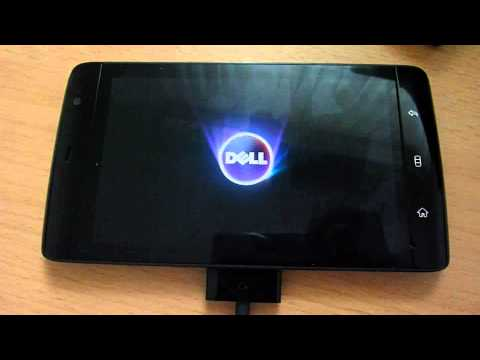 Dell Streak 5 crash and restart again and again
