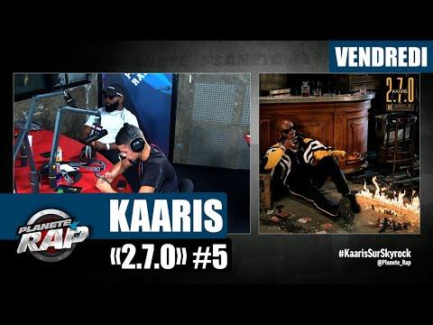 Youtube: Planète Rap – Kaaris«2.7.0» avec La Péee et AKR Ntzz #Vendredi